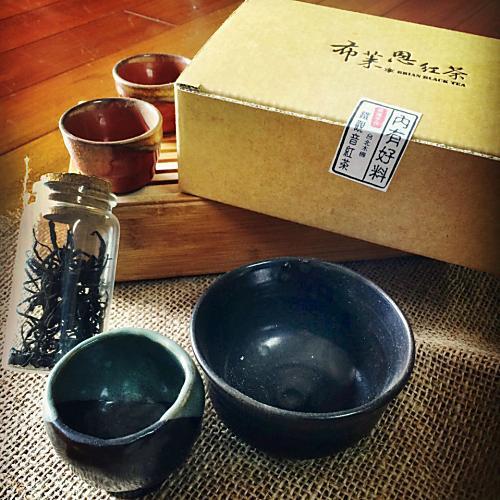 【布萊恩紅茶 】鐵觀音紅茶-手工茶包禮盒(10入)