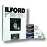 Ilford Multigrade IV RC Deluxe Pearl 5x7 100 Sheets