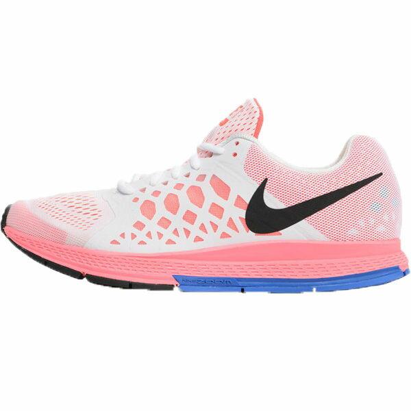 [28cm]《限時特賣↘6折免運》Nike Air Zoom Pegasus 31 男鞋 慢跑 訓練 粉 白 【運動世界】 652925-102