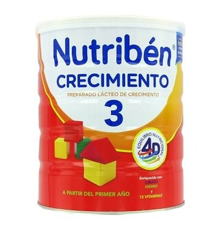 貝康 (乳源:西班牙)寶寶優質成長配方奶粉(900g×1罐)