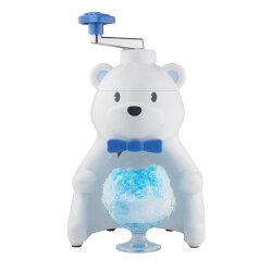 日本 Pearl Life  白熊 製冰器 日本製 刨冰機 日本原裝