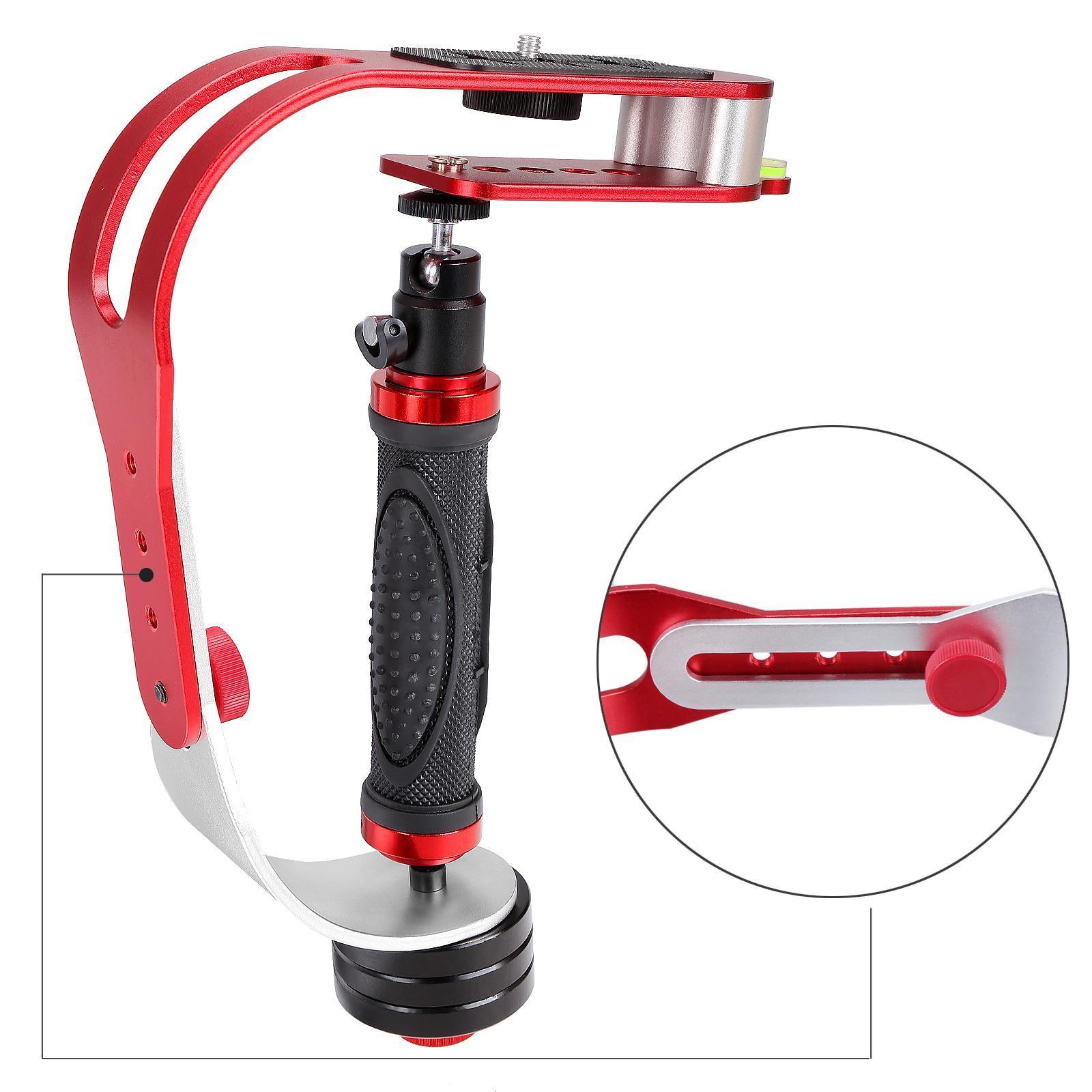 Hand-held Steady Cam Video Stabilizer Motion Steadicam Cam For DSLR Camera Camcorder 2