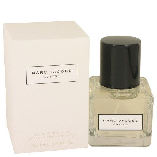 Marc Jacobs Cotton by Marc Jacobs Eau De Toilette Spray 3.4 oz for Women
