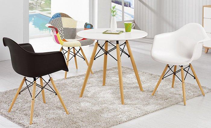 【尚品傢俱】CM-1002-1 艾柏蒂2.7尺休閒圓桌