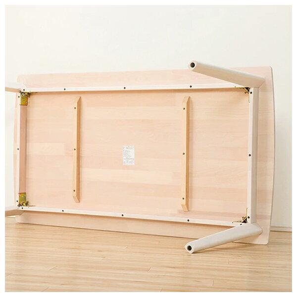◎實木餐桌 ALNUS 15080 WW 櫸木 NITORI宜得利家居 4