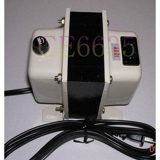 茂霖家電零件生活館 日本電器 110V降100V 降壓器 AC-1500W (附送二個備用保險絲)