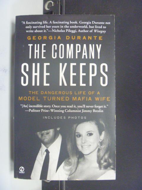~書寶 書T3/原文小說_OMA~The Company She Keeps_Georgi