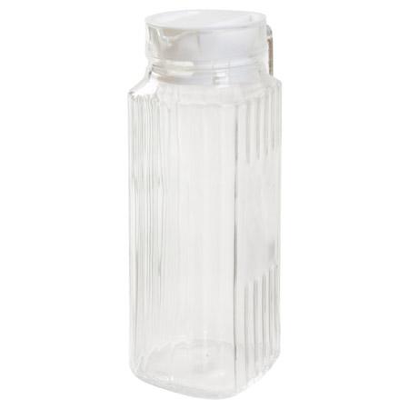 方形玻璃水壺 HF26011-1L NITORI宜得利家居