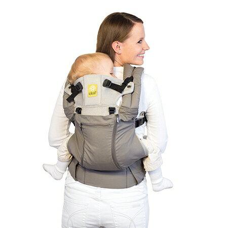 美國【Lillebaby】四季旗艦款嬰兒揹巾 5