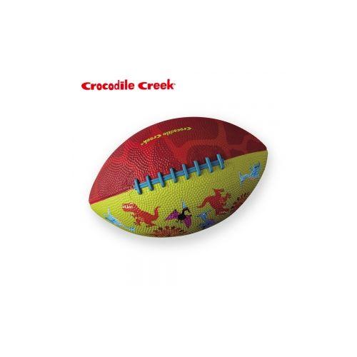 美國Crocodile Creek 兒童 遊戲橄欖球8吋-恐龍世界★衛立兒 館★