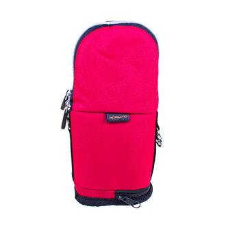 【KOKUYO】 critz多功能直立式筆袋-大(紅色) PC009-R