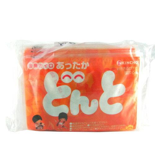 日本金鳥 KINCHO 暖暖包10入 發熱18小時 *夏日微風*