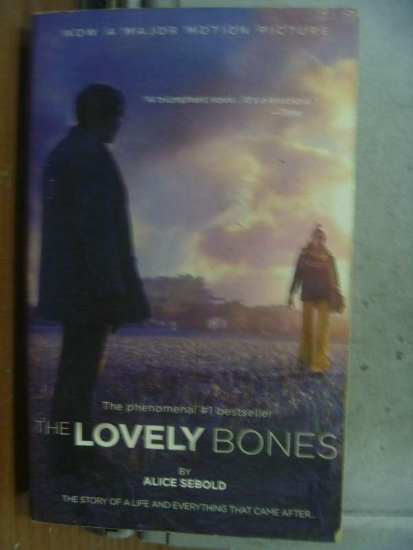 ~書寶 書T5/原文小說_MCN~The lovely bones_Alice sebol