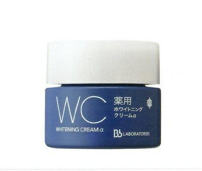 日本Bb藥用鑽白調理滲透霜30g【辰湘國際】