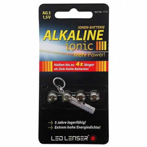 ├登山樂┤LED LENSER 配件 7713 AG3電池 #7713