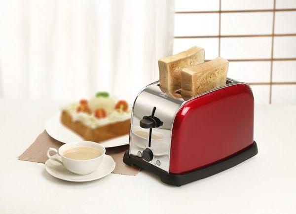 【鍋寶】厚片/薄片吐司不鏽鋼烤麵包機-火紅經典款(OV-860-D)