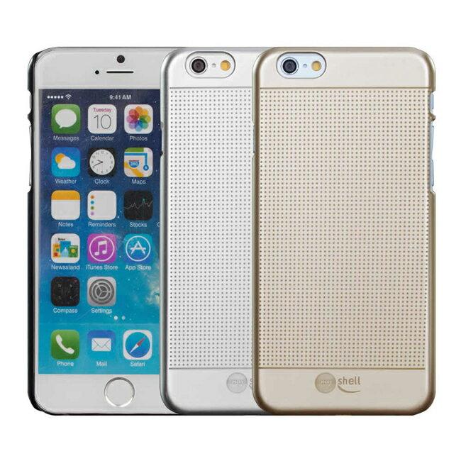 "Ultimate- iPhone 6 Plus (5.5"") 簡約時尚超薄硬質保護殼 金屬元素手機背蓋 PC硬質手機殼 保護殼"