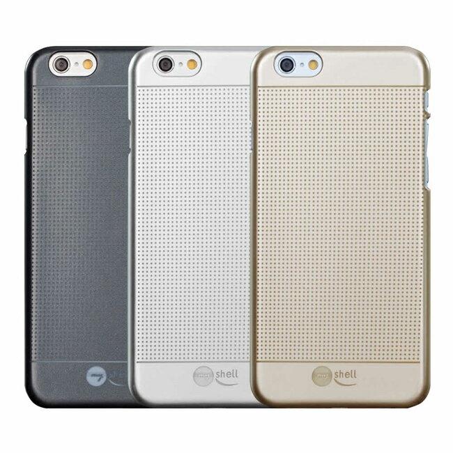"""Ultimate- iPhone 6 (4.7"""") 簡約時尚超薄硬質保護殼 金屬元素手機背蓋 PC硬質手機殼 保護殼"""