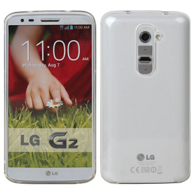 Ultimate- LG G2 (D802) 清新全透軟質保護殼 手機保護殼 保護套 手機殼 清水套 透明軟殼