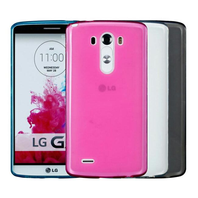 Ultimate- LG G3 (D855) 輕量氣質軟質手機保護殼 防摔背蓋果凍套 保護套 手機殼 TPU軟殼