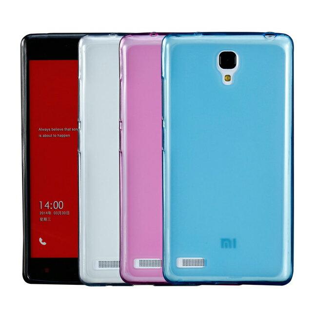 Ultimate- MIUI 紅米note 輕量氣質軟質手機保護殼 防摔背蓋果凍套 保護套 手機殼 TPU軟殼