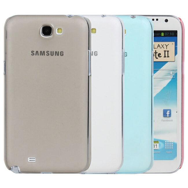 Ultimate- Samsung Note2(N7100) 簡約超薄羽量硬質保護套 手機背蓋 保護殼 手機殼