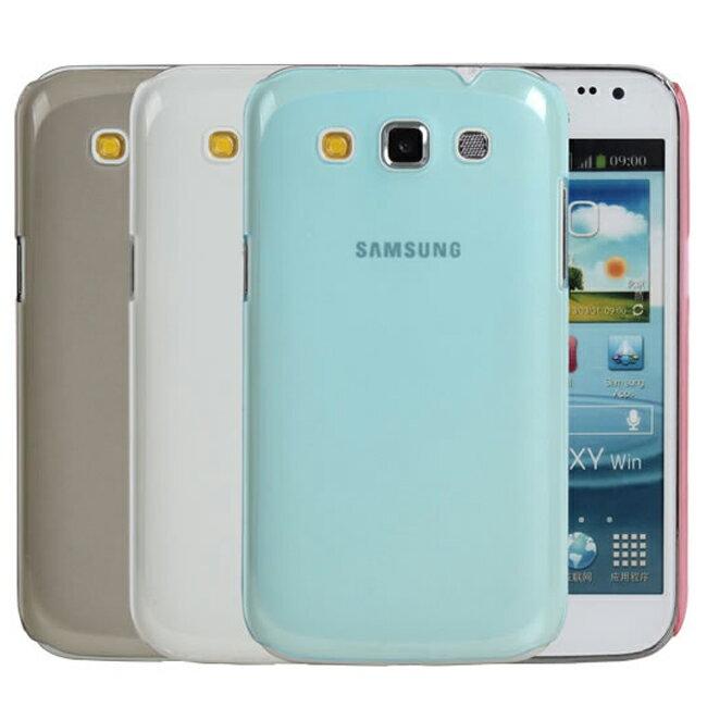 Ultimate- Samsung Win (i8552) 超薄羽量硬質手機外殼防摔後背蓋 保護殼 手機背蓋 手機殼