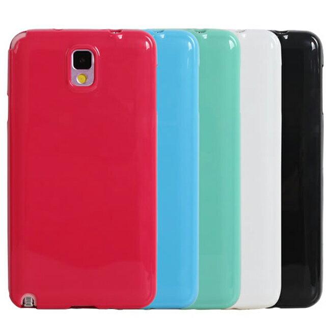 Ultimate- Samsung Note3 (N9000) 亮麗全彩軟質保護殼 手機背蓋 三星手機殼 果凍清水套