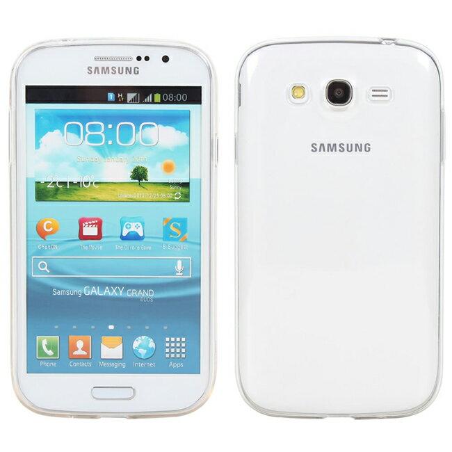 Ultimate- Samsung Grand Duos(i9082) 清新全透軟質保護殼 手機背蓋 手機軟殼 清水套