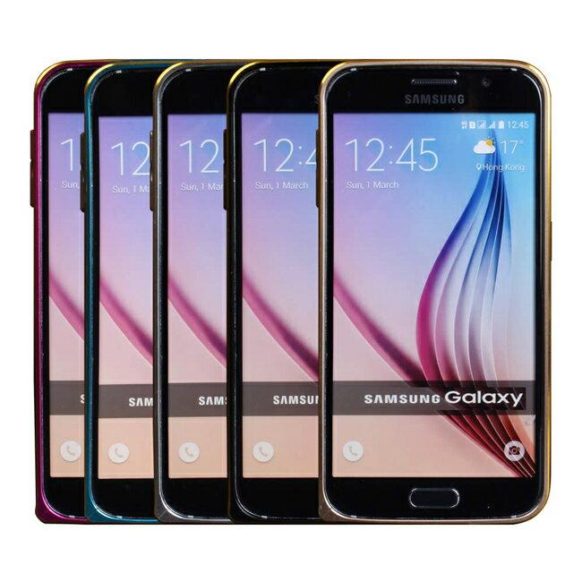 Ultimate- Samsung Note4 簡約輕量雙色海馬扣金屬保護邊框 三星Note4輕薄鋁合金屬手機框