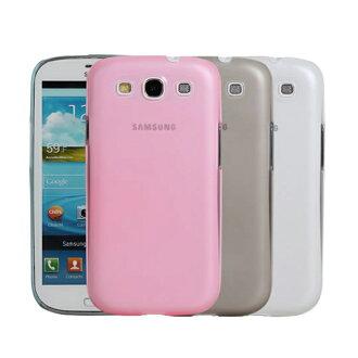Ultimate- Samsung S3(i9300) 簡約超薄羽量硬質三星手機保護套 防摔保護殼 手機背蓋 手機殼
