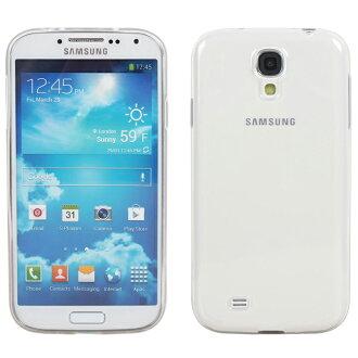 Ultimate- Samsung S4(i9500) 清新全透軟質三星手機果凍套防摔背蓋 保護套 軟殼 保護殼 手機殼