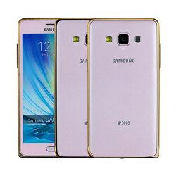 Ultimate- Samsung A5 簡約輕量雙色海馬扣金屬保護邊框 三星A5輕薄金屬保護邊框 手機框