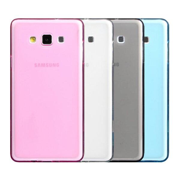 亞特米:Ultimate-SamsungA7輕量氣質霧面軟質手機防摔果凍套背蓋保護殼三星手機殼保護套