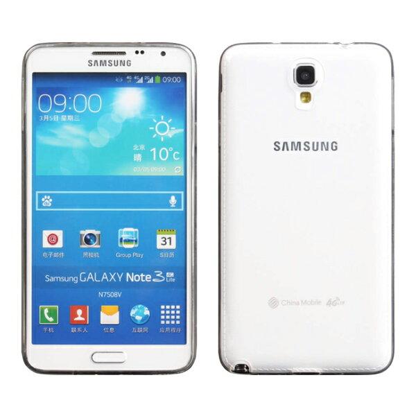 亞特米:Ultimate-SamsungNote3Neo(N7507)超薄全透點紋軟質手機防摔保護套保護殼手機殼