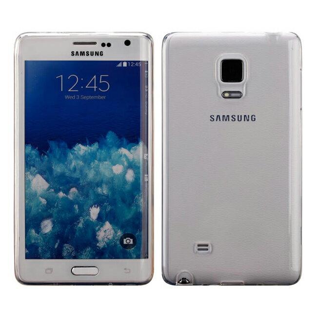 Ultimate- Samsung Note Edge (N915G) 清新透軟質三星手機果凍套防摔保護殼 手機殼