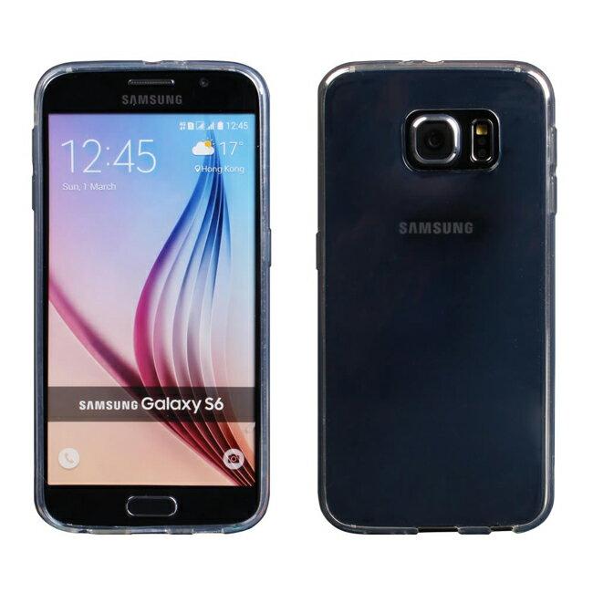 Ultimate- Samsung S6 (G9208) 清新全透軟質三星手機果凍套防摔背蓋 保護殼 手機殼 清水套