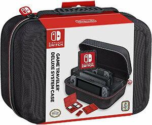 [106美國直購] Nintendo Switch Game Traveler Deluxe System Case