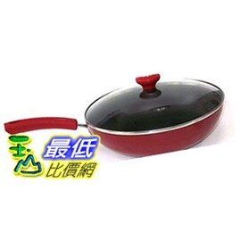 [COSCO代購 如果沒搶到鄭重道歉] Meyer 義大利紅單柄30公分炒鍋 含蓋 W111171
