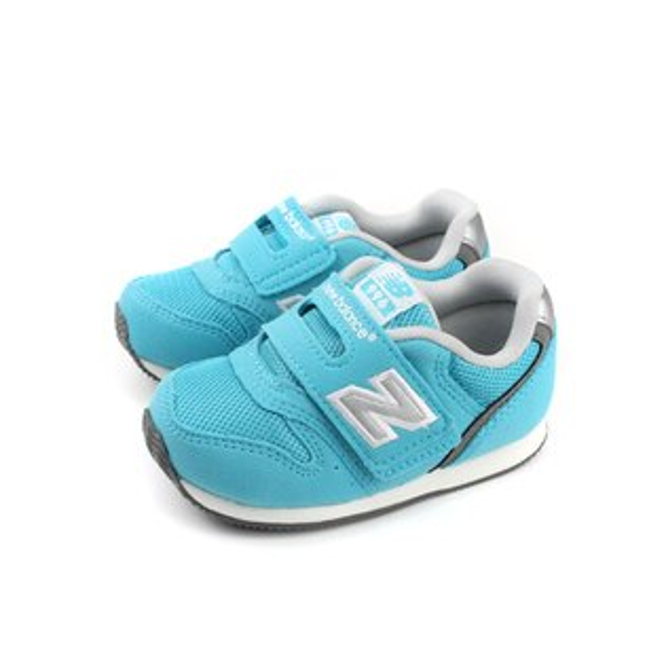 HUMAN PEACE:NewBalance996系列運動鞋魔鬼氈藍色小童童鞋FS996TBIno364