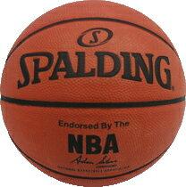 【陽光樂活】 斯伯丁 SPALDING NBA Jr.兒童籃球系列 SPA83014 Silver Outdoor 橘 #5