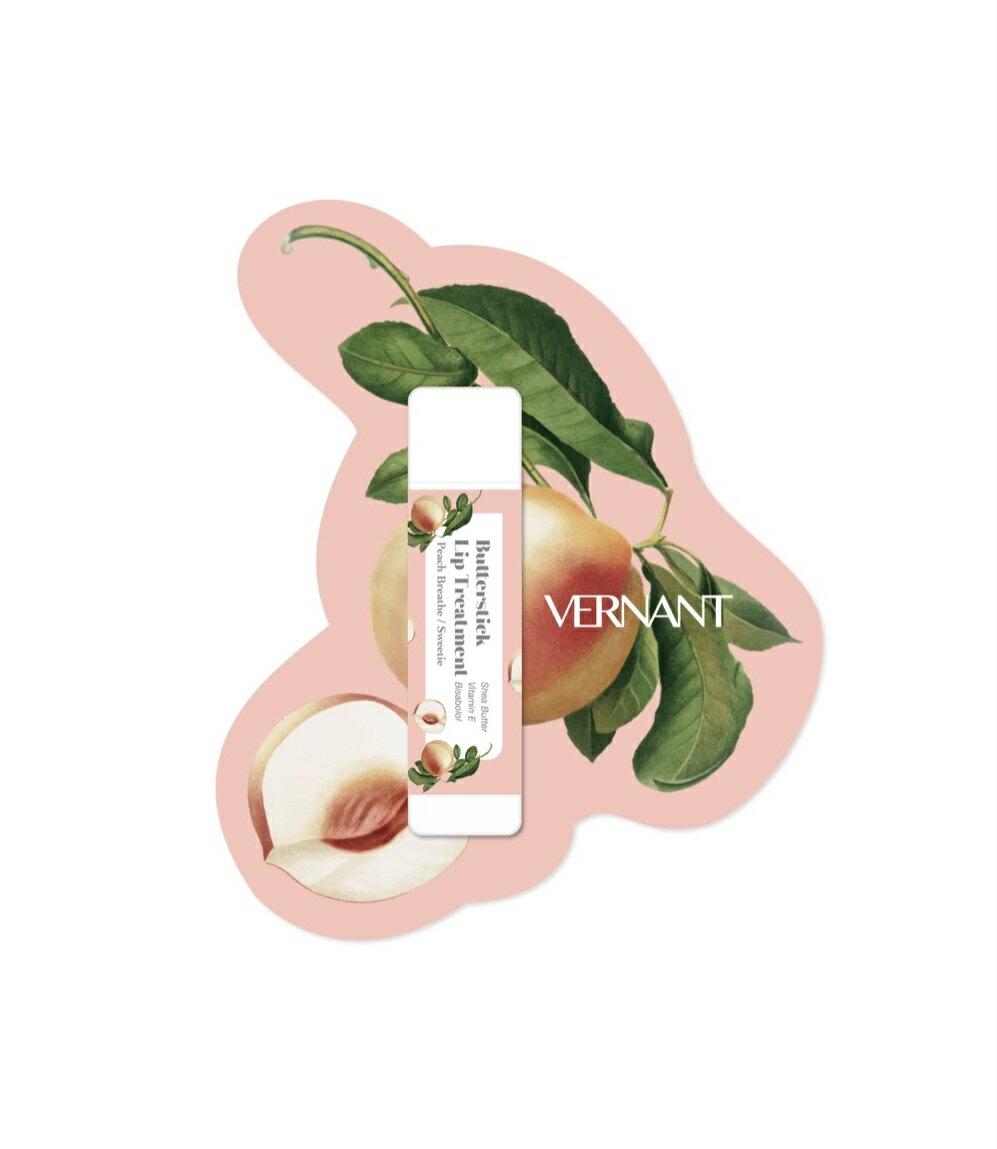 『有機乳油木果 』奶油護唇膏 ( 蜜桃甜心)Butterstick Lip TreatmentPeach Breathe / Sweeite_0  『有機乳油木果 』奶油護唇膏 ( 蜜桃甜心)Butt