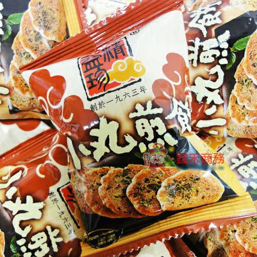 【0216零食會社】精益珍小丸煎餅(海苔芝麻)