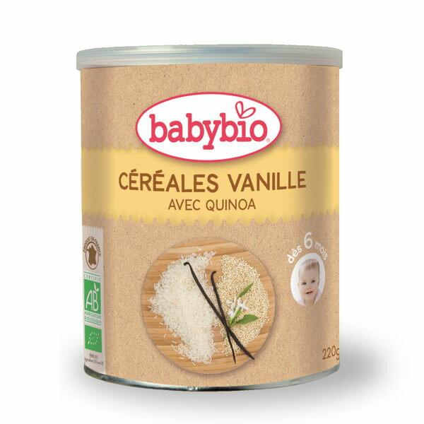 法國倍優Babybio有機寶寶米精-小小米6m+