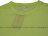 Shoestw【J2TA550345】MIZUNO 美津濃 排汗衣 抗紫外線 夜跑 反光條設計 螢光黃 男女都可穿 1