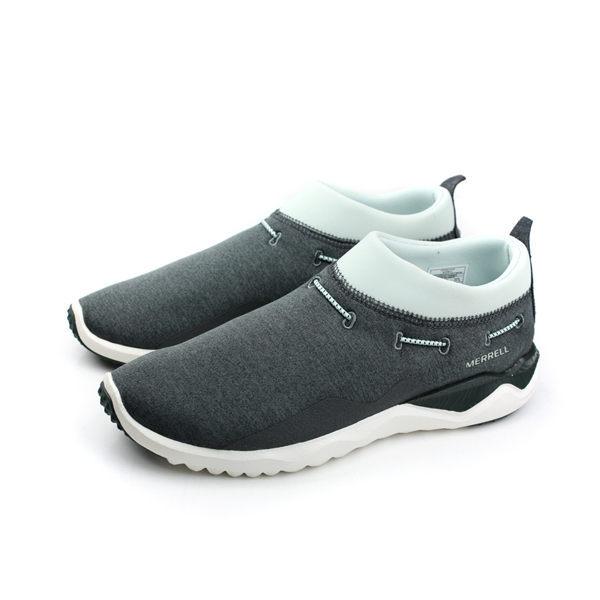MERRELL1SIX8 MOC 女鞋 灰綠色 健行鞋│休閒鞋 0