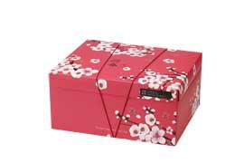 采唐茶菓:迎春雙層A禮盒