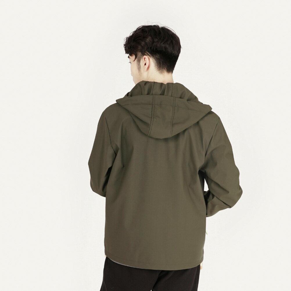 【FANTINO】外套(男)-墨綠 945343 4