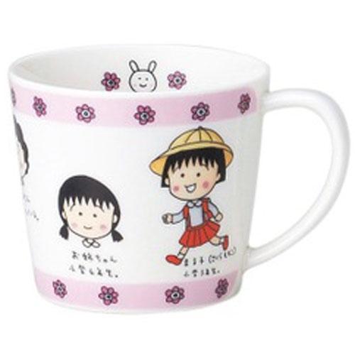 日本正品 櫻桃小丸子 馬克杯