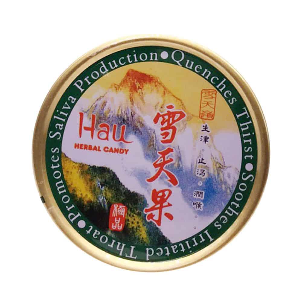 雪天果潤喉糖 60g/罐◆德瑞健康家◆